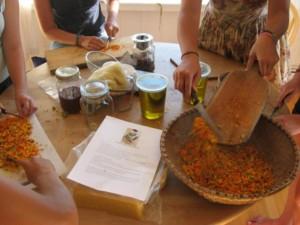 Metta Earth Guided Offerings Food