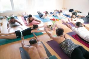 Metta Earth Institute: Yoga Room