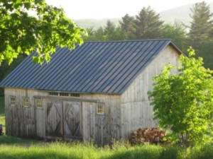 Metta Earth Institute Structures: The Barn
