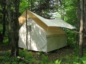 Wall Tent - Structure