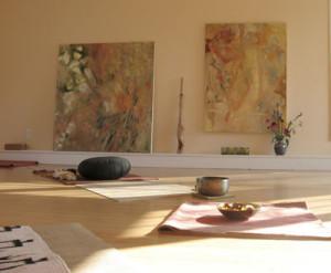 Green yoga Studio
