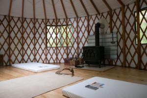 Yurt Structure